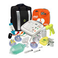 Dentists Emergency Resuscitation Kit with AED