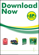 SP Services 2018 Catalogue