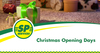 SP Services Christmas Opening Hours Ireland