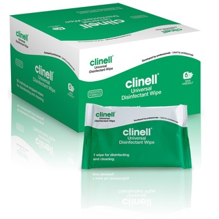 Clinell Wipes