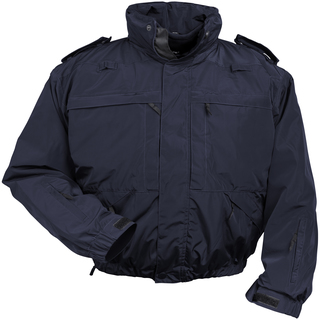Bastion Mission 5 Jacket - Navy Blue