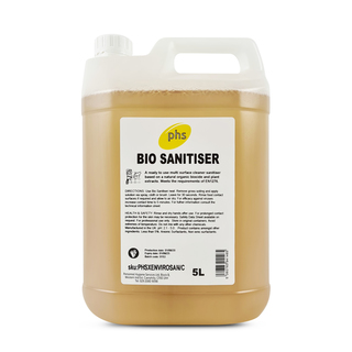 Disinfectant Solution 5L Drum