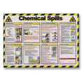 First Aid Poster - Chemical Spills