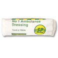 No 1 Ambulance Dressing - 12 x 10cm