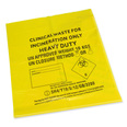 Clinical Waste Bag - Yellow - Box of 1000