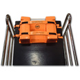 A&E Orange Head Immobiliser