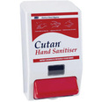 Cutan Wall Mounted Hand Gel Sanitiser Dispenser for 1 Litre Bottle