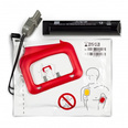 Lifepak CR Plus Charge Stick and Adult Pads