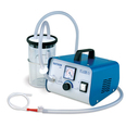 Suction Pro Aspirator, with double piston pump