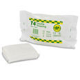 T4 Trauma Dressing Pad with Elasticated Bandage - Case of 100