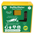 SP 1000 Defib Cabinet, Keypad Locked with Heating and Light