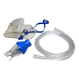 Disposable Nebulising Oxygen Mask