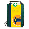 SUV Vehicle First Aid Kit in Stockholm Bag