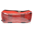 Equipment Storage Case - Red PVC - Empty