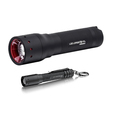 LED Lenser P7.2 Torch with FREE P3BM Torch - Black
