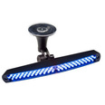 66 LED Screen Mount Covert Lightbar - Blue
