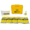Biohazard Kit - Fluid spillage kit - 5 units in carry case