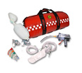 SP Resus Kit in Red Barrel Bag - KIT B