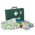 BS 8599-2 Compliant Vehicle First Aid Kit - Large