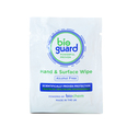 Bioguard Anti Bacterial Sachet - Hand / Surface Wipe - Single