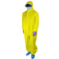 Disposable Protective Coverall - Size: 4XL