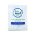 Bioguard Anti Bacterial Sachet - Hand / Surface Wipe - Pack of 50