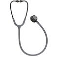 3M Littmann Classic III Stethoscope - Smoke Finish, Grey Tubing