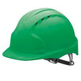 Green Protective Hard Hat Helmet