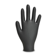 Tactical Black Nitrile Gloves Medium - Box Of 100